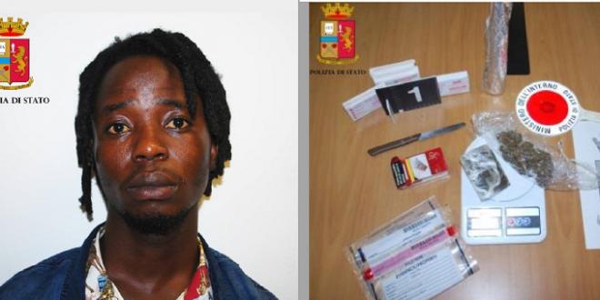 Lo SPRAR era la base dello spaccio: i profughi corrieri della droga