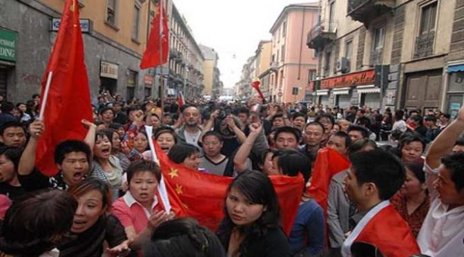 Coronavirus, a Prato è sindrome cinese: 30mila cinesi da zona infetta