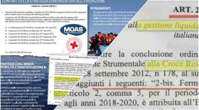 Manovra, spunta marchetta di 30 milioni alla Croce rossa