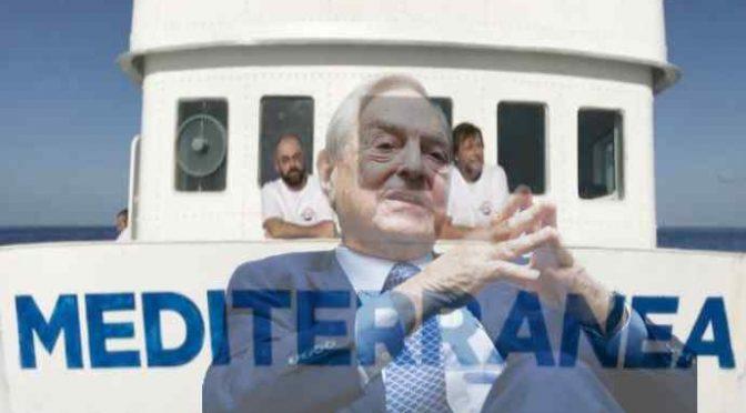 """Ong italiana istiga la SeaWatch a delinquere: """"Sbarcate"""""""