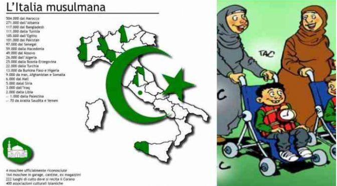 Immigrata lasciata dal marito: 'Italiani mi mantengano'
