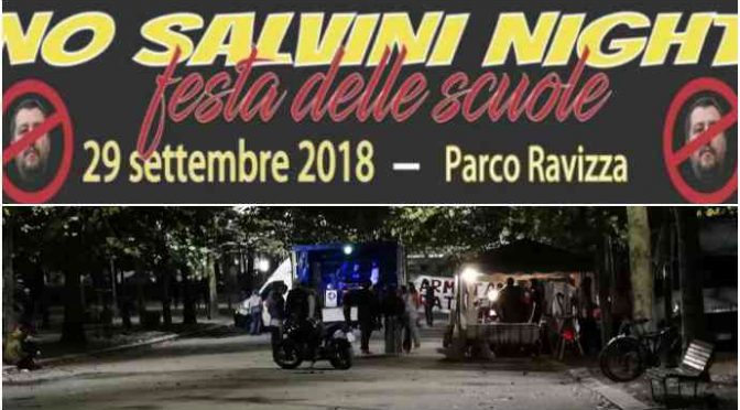 "Studenti disertano la ""No Salvini Night"": 4 gatti (letteralmente)"
