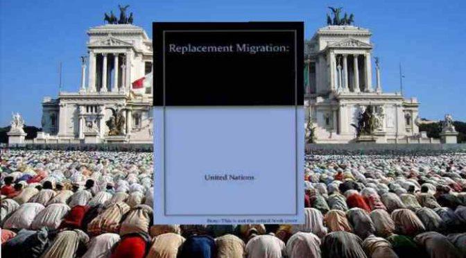 Il piano Onu per l'Italia: sostituire italiani con immigrati