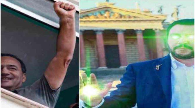 Salvini svuota Riace: ordina il trasferimento di tutti i migranti