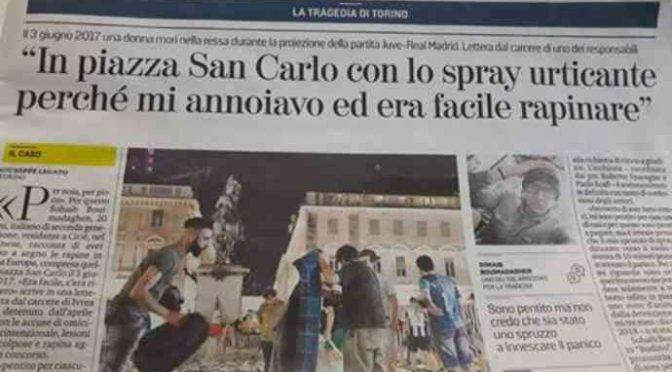 «Ha ucciso un'italiana per noia, per gioco: è stato facile»