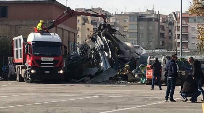 """Baobab minaccia Salvini: """"Ride bene chi ride ultimo, pronti ad accamparci altrove"""" – VIDEO"""