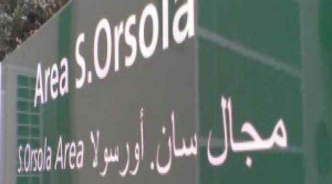Scritte in arabo in ospedale Bologna, proteste