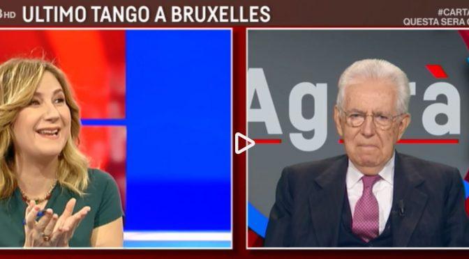 """Monti vuole un'Italia in dialisi: """"Si vive bene con un rene solo"""""""