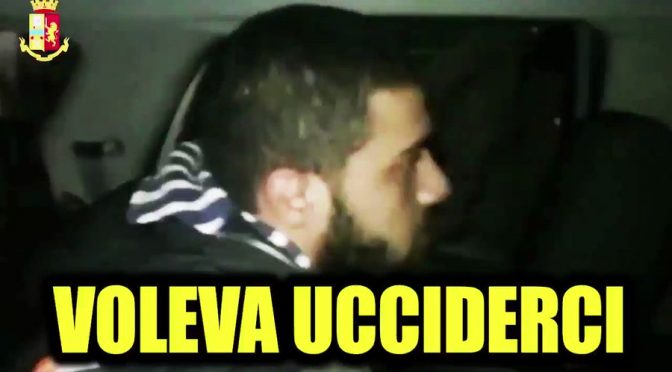 Isis, migrante arrestato a Milano voleva uccidere italiani