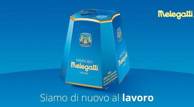 Melegatti è tornata: pandoro italiano per Natale