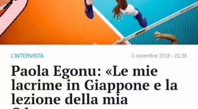 Paola Egonu annuncia di essere lesbica: e sti cazzi?