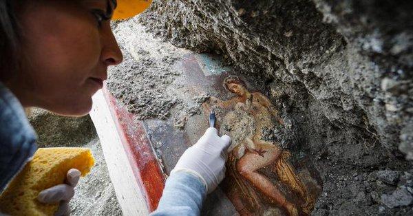 Pompei, duemila anni fa facevamo questo – FOTO