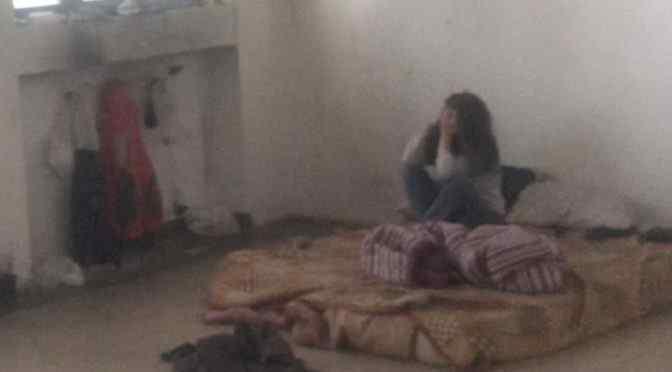 Senegalese trasforma italiana nella sua schiava sessuale