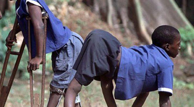 Simil-polio primo caso in Italia, sbarca la malattia endemica in Nigeria