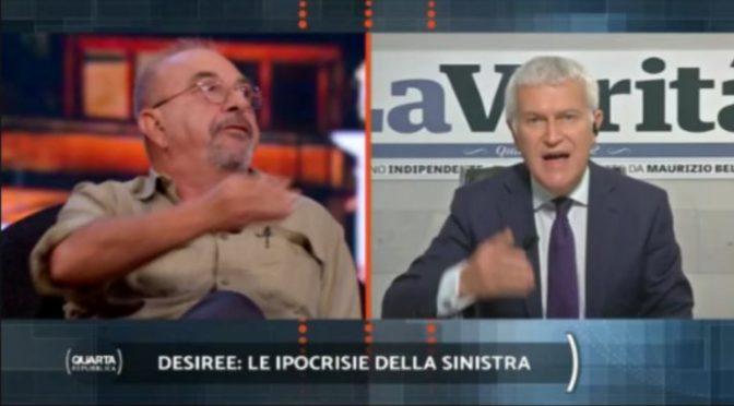 """Vauro difende ancora Battisti: """"Erano anni orribili"""""""