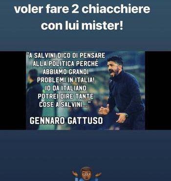 """Balotelli minaccia Salvini: """"Voglio fare due chiacchiere con lui…"""""""