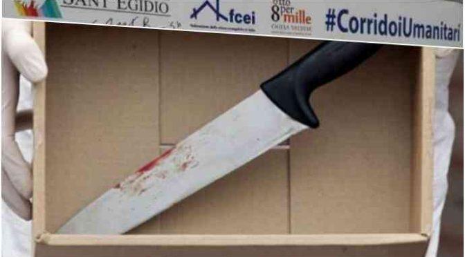 Risorsa accoltella 4 passanti a Brescia: due ore di terrore prima di fermarlo