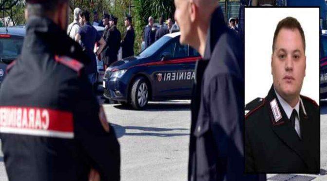 Carabiniere muore per arrestarli: magistrato libera subito i ladri