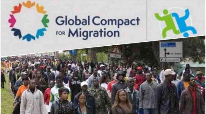"""Onu apre le porte a 100milioni di immigrati: """"I migranti climatici non possono essere espulsi"""""""
