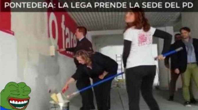 """Pd contro candidata Lega in Toscana: """"Ceccardi al guinzaglio di Salvini"""""""