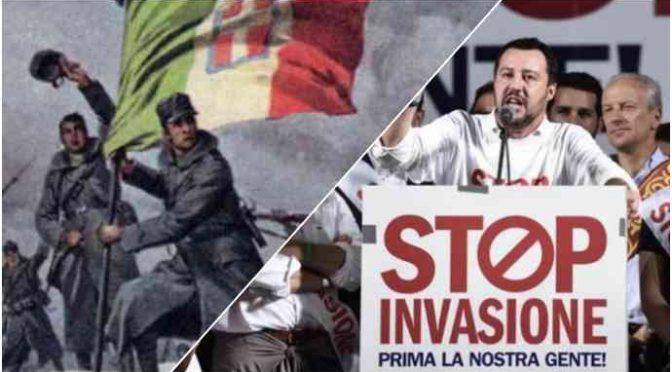"""Repubblica ammette: """"Italiani stanno con Salvini"""""""