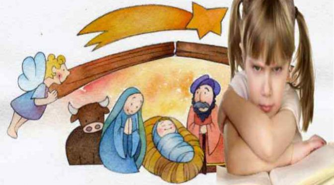 """Maestra sostituisce Gesù con """"laggiù"""" per non turbare islamici"""