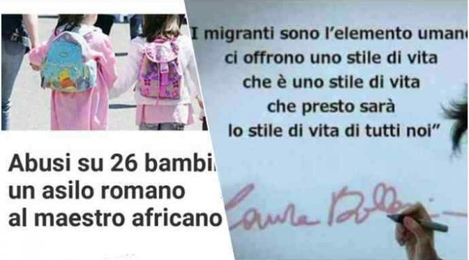 Maestro africano violenta 26 bimbe a Roma