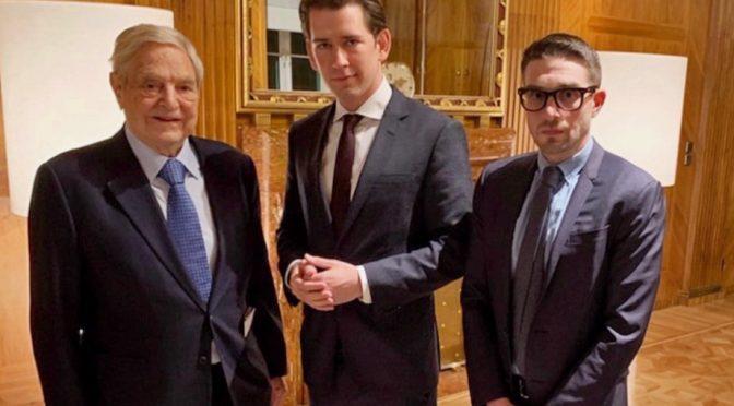 L'amico austriaco di Soros vuole rimandare i clandestini in Italia