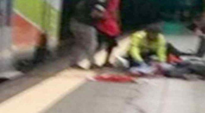 Migrante spinge donna sotto al treno a Roma, gravissima: asportati rene e milza