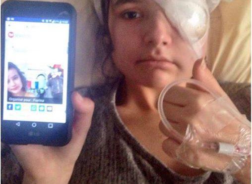 Gilet gialli, ragazza francese ha perso un occhio