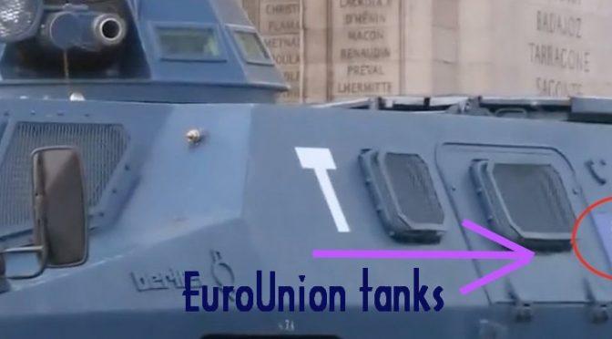 Francia: blindati 'Ue' contro i Gilet Gialli – FOTO