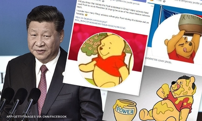 Governo spagnolo cancella Winnie the Pooh per non turbare cinesi