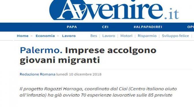 Palermo: 100mila disoccupati, Chiesa e sinistra danno lavoro ai migranti