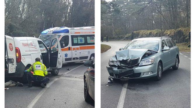 Furgone carico di clandestini assalta frontiera in Friuli, feriti