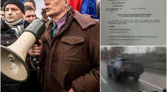 Voci di colpo di Stato a Parigi: generale Legione incita alla rivolta
