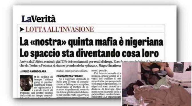 Mafia nigeriana traffica organi in Italia , inchiesta Fbi a Castelvolturno