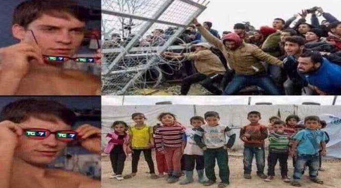 """Giornalista confessa: """"Dobbiamo pubblicare solo buone notizie sui migranti"""""""