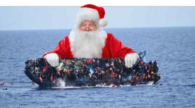 Buon Natale Fascista.Buon Natale A Tutti Tranne Alle Ong Vox