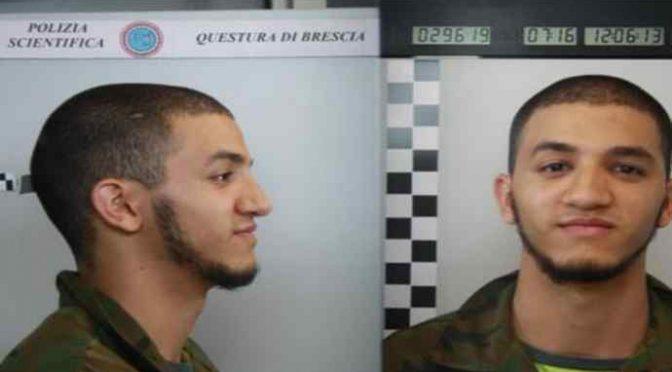 Nuovo italiano addestrava altri nuovi italiani ad uccidere italiani
