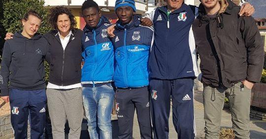 Richiedenti asilo educheranno i bambini del rugby