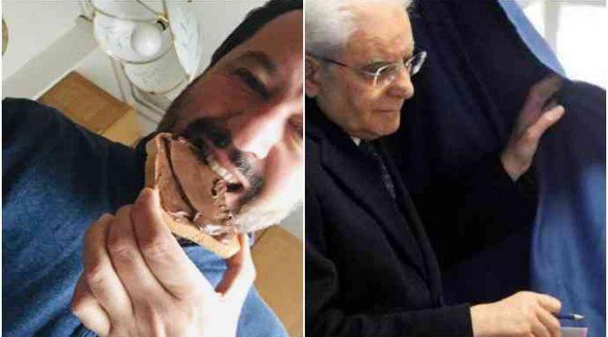 Domani Salvini al Colle per chiedere elezioni