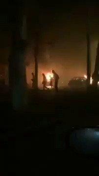 Guerriglia a Strasburgo, quartiere a ferro e fuoco – VIDEO