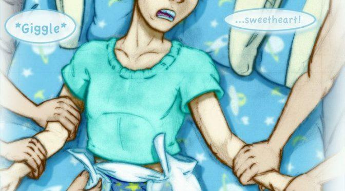Arrivano i pannolini gay, Pampers sdogana il commercio dei bambini