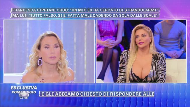 """Cipriani aggredita: """"Clandestini devono andarsene dall'Italia"""" – VIDEO"""