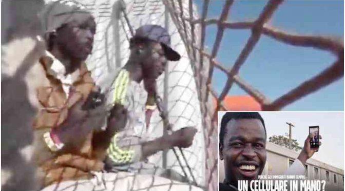 Professione profugo: africani mantenuti in Italia dal 1993
