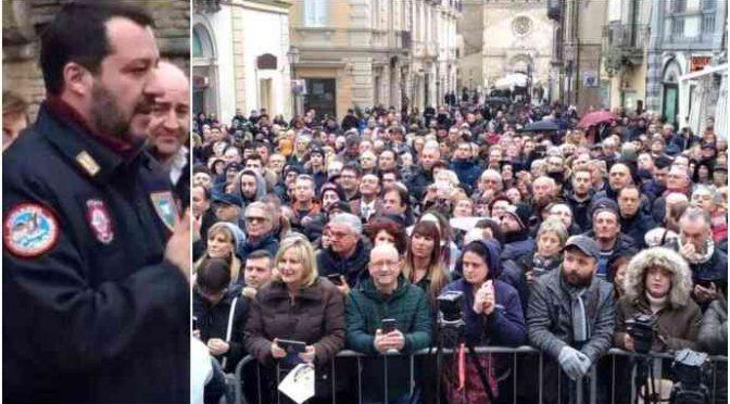 Abruzzo, è trionfo Salvini: Lega primo partito, eletto governatore