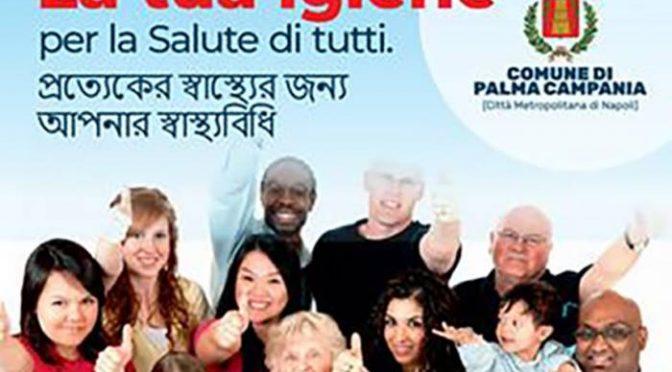 I bengalesi non si lavano, sindaco distribuisce volantini per l'igiene degli immigrati
