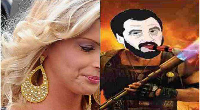 """Vip rapinata da immigrati: """"Salvini deve ripulire l'Italia"""""""