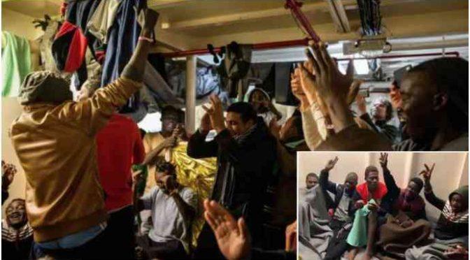 ONG, l'esultanza a notizia che verranno in Italia – VIDEO