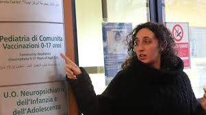 Vince la Lega, via scritte in Arabo da ospedale di Imola